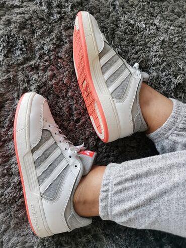 Adidas patike - Srbija: Original adidas patike!!! Nisu nigde isepane ni odlepljene samo nošene