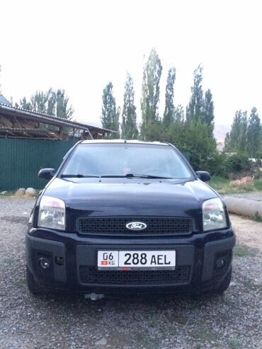 Ford Fusion 1.6 л. 2007 | 236800 км