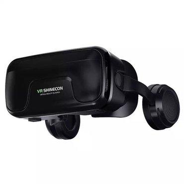 VR Box qulaqcıqla  Qiymət - 59 AZN  Şəhər daxili çatdırılma pulsuz