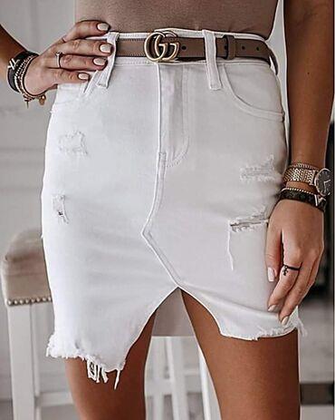 Ženska odeća | Veliko Gradiste: Hit suknje za vrele dane - pojedini modeli i u velicinama za puniji s