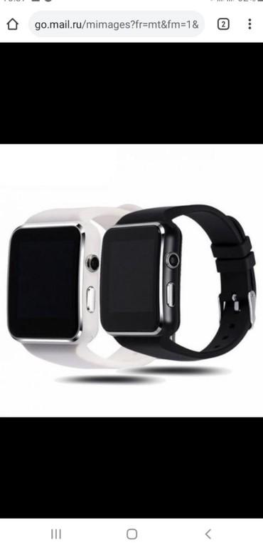 часы все цвета в Кыргызстан: Акция!!! Smart часы x6  Стильный дизайн, несомненно притягивающий взор