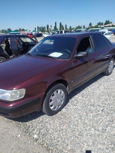 audi-a6-2-tfsi в Кыргызстан: Audi Другая модель 2.8 л. 1991   123456 км