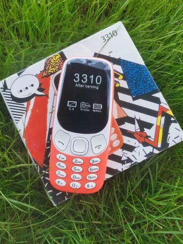 Mobilni telefoni - Velika Plana: NOKIA 3310 Potpuno novi telefon. - Srpski meni. - Moze koristiti dve