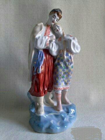 форфоровая статуэтка 700сом. 0700100348 в Бишкек