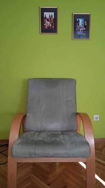 Fotelja, simpo, bez oštećenja i vrlo udobna! - Beograd