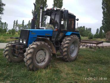 трактор мтз 82 1 в лизинг in Кыргызстан | СЕЛЬХОЗТЕХНИКА: 2018-жылкы МТЗ-952.2 улгусундогу трактор 4 корпустуу заводдон чыккан