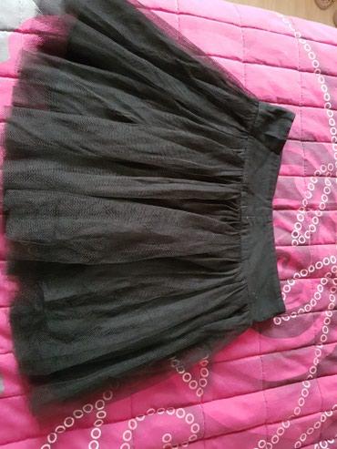 Prelepa suknja od tila veličina M,L - Odzaci