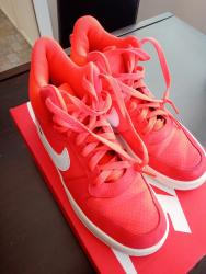Nike original, u odlicnom stanju, br 40, cm 25,5 crveno-narandzaste - Belgrade