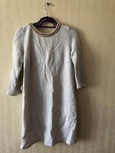 теплое платье батал в Кыргызстан: Платье Повседневное 0101 Brand M