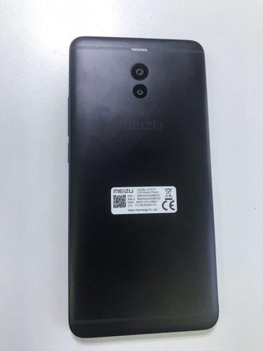Meizu M6 Note. 3/32 память черный цвет В идеальном состоянии в Бишкек