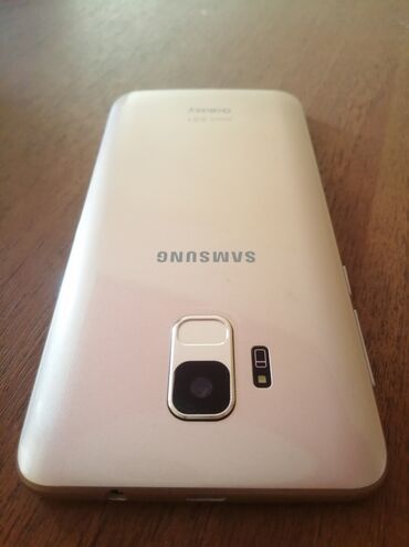 instax mini 8 в Кыргызстан: Б/у Samsung Galaxy S9 Plus Коричневый