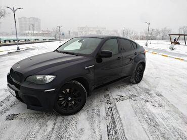 BMW - Автоматическая - Бишкек: BMW X6 M 4.4 л. 2010 | 138000 км