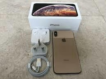 Buy 3 get 1 free Apple iPhone xs max 256gb with watch. в Душанбе