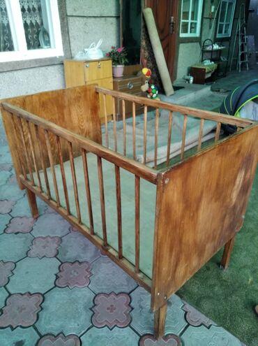 бу детские кроватки в Кыргызстан: Продается детская кроватка