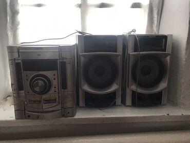 музыкальные центры в Кыргызстан: Продаю музыкальный центр «договорная»