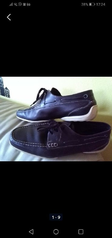 Prada cipele original - Srbija: Cipele 43 original koža Italija