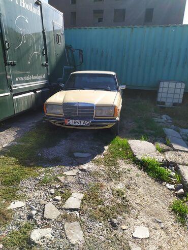Mercedes-Benz W123 3 л. 1982