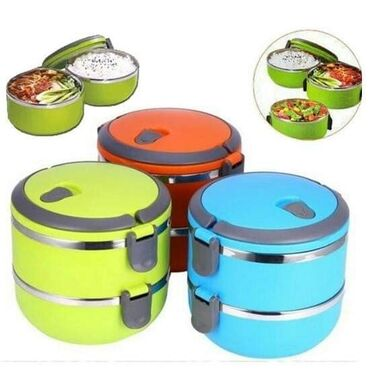 Fly b700 duo - Srbija: Duo Termo Lunch Box – Posude za hranuSamo 1300 dinara.Duo Termo Lunch