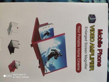 аксессуары для мобильных телефонов в Кыргызстан: Продаю 3D экран для мобильного телефона. Новый