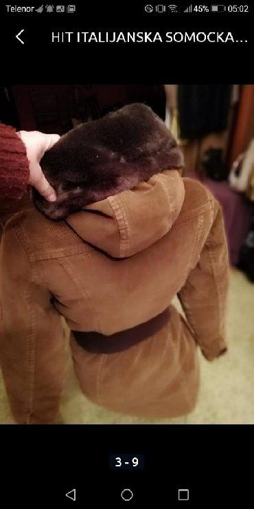 Zimske jakne modeli - Srbija: Debela zimska  Jakna  Jako moderna  Kupila je u Italiji Savršeno stoji