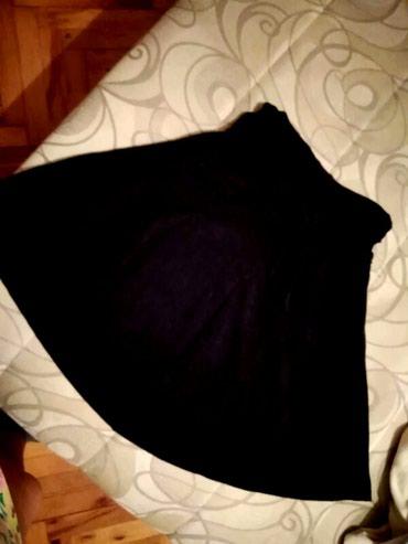 Crna suknja.Made in Italy.M.vel Zavezuje se oko struka kais kao mašna. - Boljevac