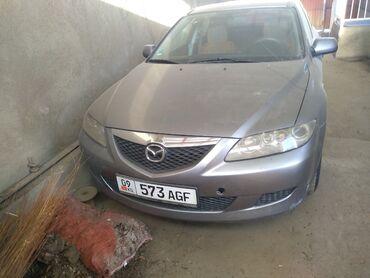 кирпичный завод каракол в Кыргызстан: Mazda 6 2 л. 2004 | 323055 км