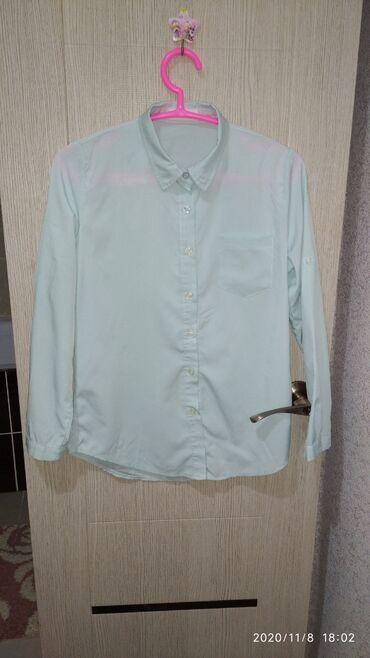Личные вещи - Каракол: Город Каракол Продаю женскую рубашку мятного нежного цветаВ идеальном
