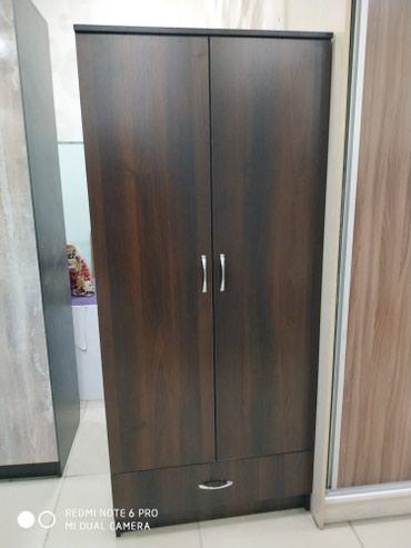 Шкаф двух дверной 4900 размер 180*80*45 в Бишкек