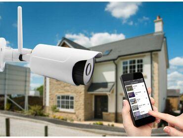 Установка Видеонаблюдения. AHD. IP. WI-FI и др. С возможностью