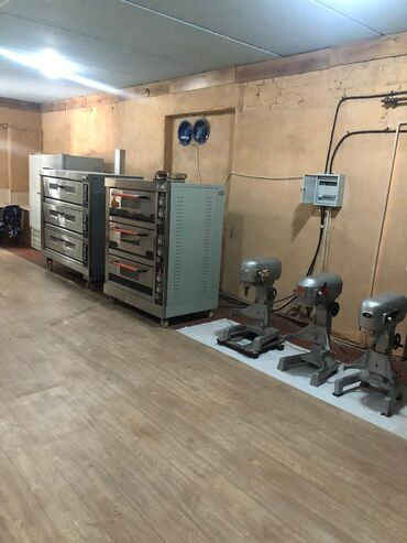 бкз кирпичный завод в Кыргызстан: Сдаю кондитерский цех! Горячий цех+холодный цех +офис + мойка есть 2