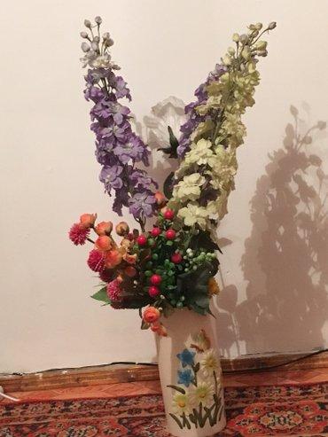 Искусственные цветы для домашнего декора по 100 сом в Бишкек
