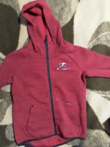 Dečije jakne i kaputi - Vrsac: CHAMPION deciji dukser vel 5-6 kao nov