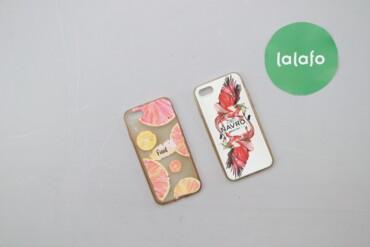 Электроника - Украина: Чохли для мобільного телефона з яскравим принтом, 2 шт.   Висота: 14 с