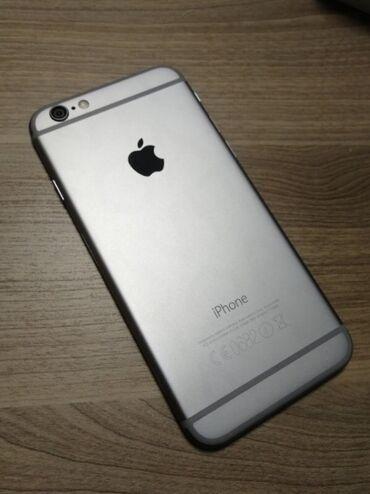 Продаю iPhone 6 16GB space gray.состояния 9 из 10 !емкость батареи 94%