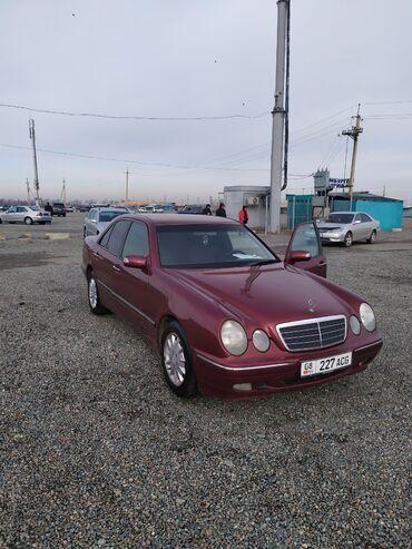 Транспорт - Кыргызстан: Mercedes-Benz E 200 2 л. 2000