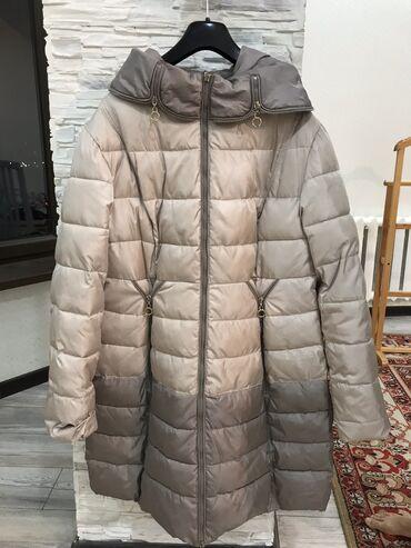 Продаю куртку. Состояние отличное. Одевала один раз. Размер 52-54