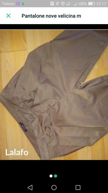 Pantalone velicina m - Beograd