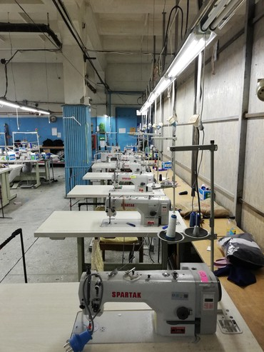 Продаю действующий швейный цех. в Бишкек