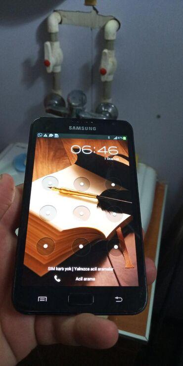 İşlənmiş Samsung Galaxy Note 16 GB qara