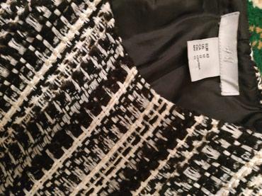 Твидовое платье из ткани шанель, привезённая с Европы фирмы H&M