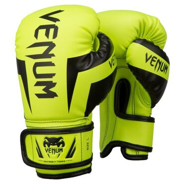 Sport i hobi | Srbija: Venum Elite bokserske rukavice ZeleneVenum Elite bokserske rukavice
