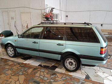 запчасти на volkswagen passat b3 в Кыргызстан: Volkswagen Passat 2 л. 1993 | 200000 км