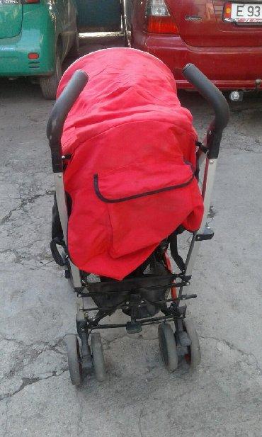 все за 3000 в Кыргызстан: Коляска детская почти новая 3000 сом