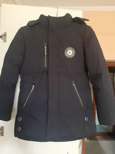 продам пуделя в Кыргызстан: Продам куртку на мальчика зимнюю очень тёплую в отличном состоянии