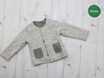 Теплая кофточка для малыша на кнопках     Длина: 33 см Пог: 26 см Рука