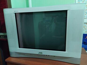 автомагнитофон jvc в Кыргызстан: Продается телевизор 10/10 новый почти без царапин работает на все 100
