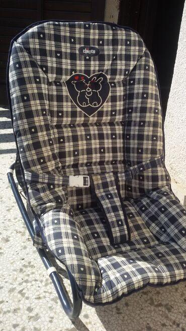 Kolica za bebe - Srbija: Bebi ležaljka - stolica Chicco (moze i dogovor za cenu)