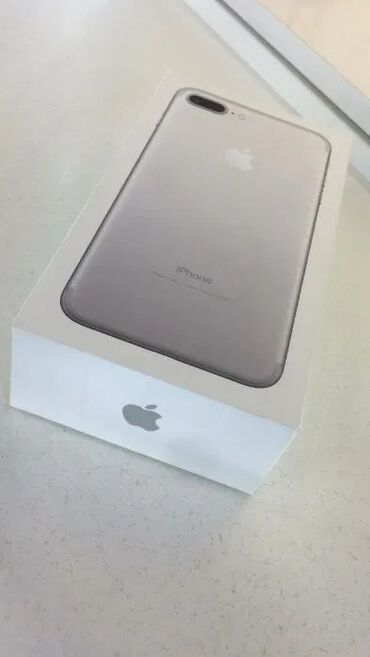 Новый iPhone 7 Plus 32 ГБ Черный
