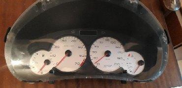 Kilometar sat Peugeot 206 benzin - Nova Pazova