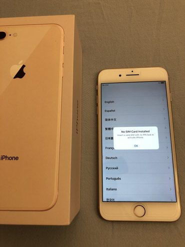 Apple iPhone 8 Plus - 256GB - Gold (Unlocked) A1897 (Gsm) σε Χαλάνδρι - εικόνες 3